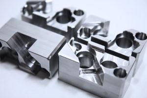 Frézované díly ocel